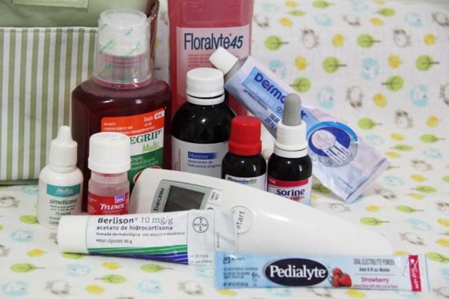 RemediosLevarViagemCriancas